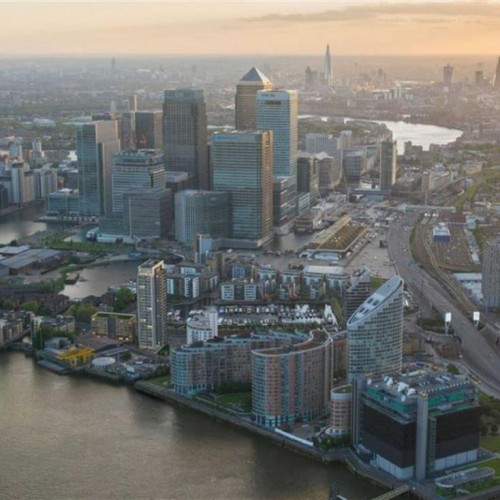 1,2 and 3 Bedroom Flats – Canary Wharf